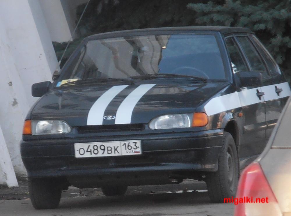 о489вк163