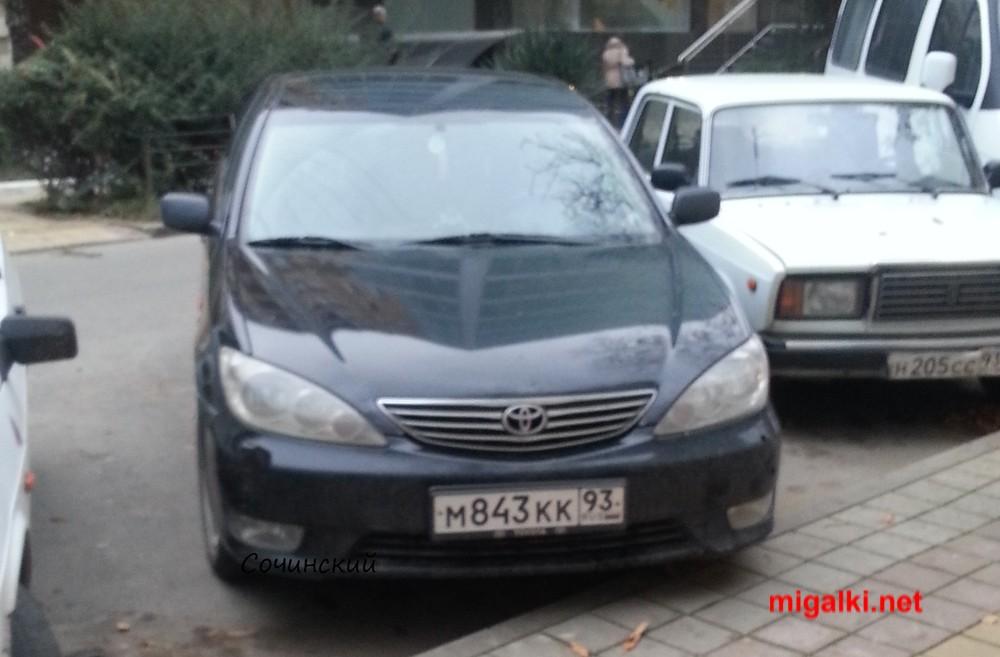 м843кк93